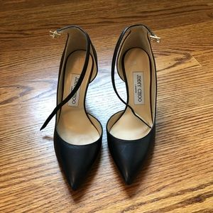 Jimmy Choo size 36 Black pumps